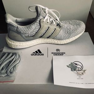 UltraBoosts 3.0 Reigning Champs x Ultraboosts RARE